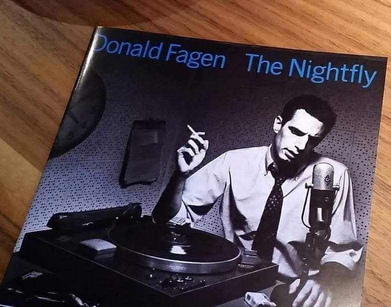 """""""The Nightfly"""" by Donald Fagen (1982)"""
