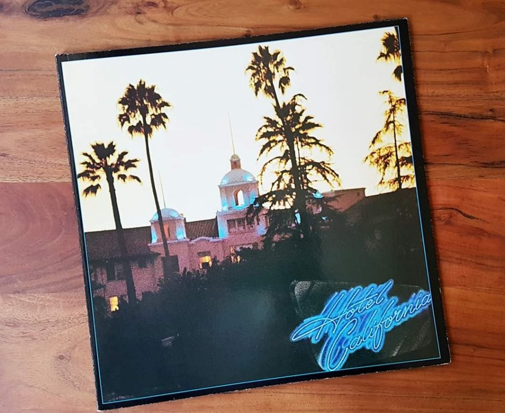 """Hotel California"" by The Eagles"