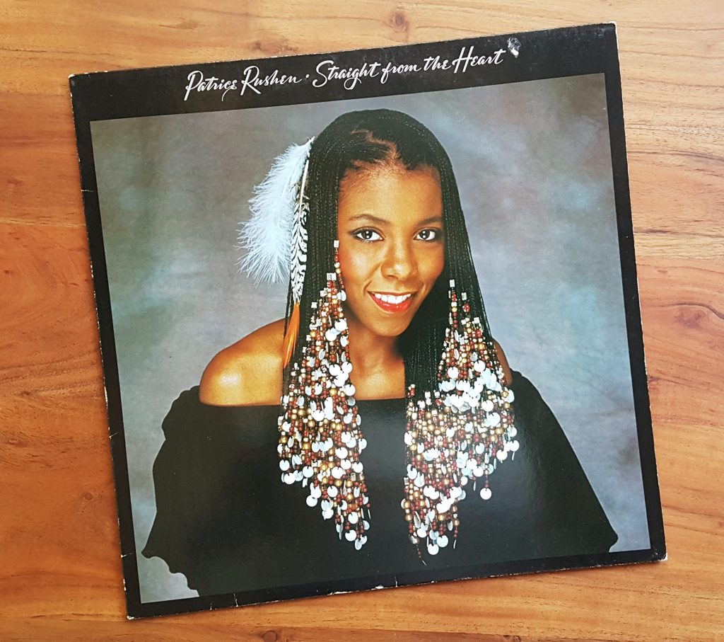 """Straight From The Heart"" by Patrice Rushen"