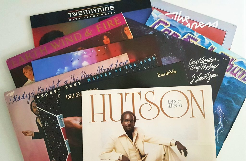 Soul, Funk and R&B classics from the vaults – January 2021