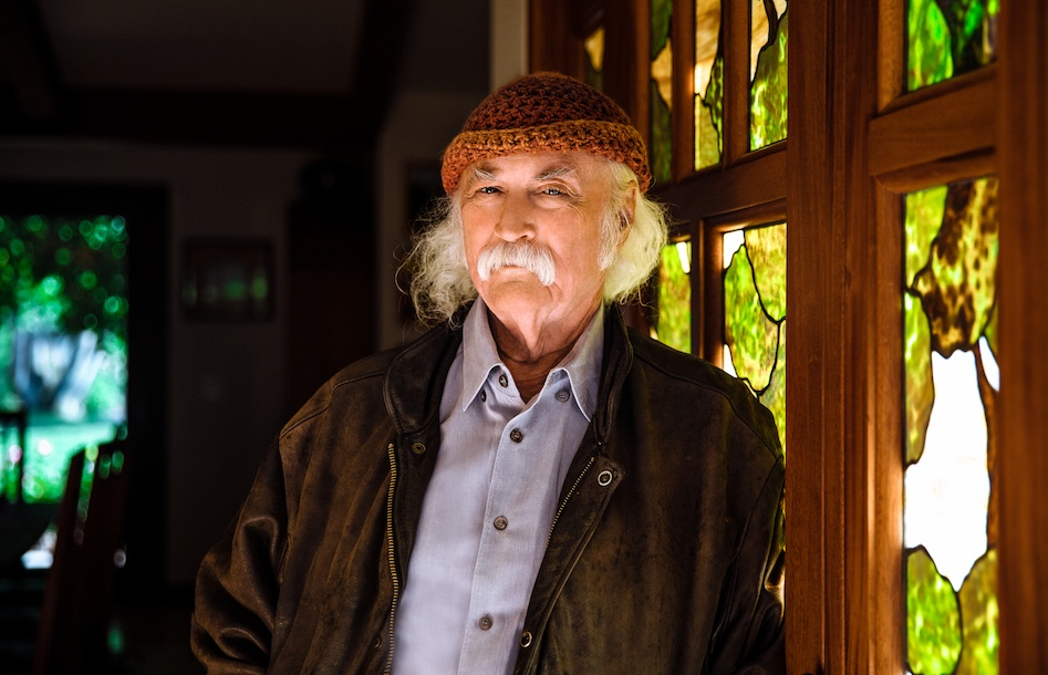 """""""For Free"""" by David Crosby"""